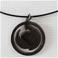 Hell Girl Sign Necklace from Hell Girl
