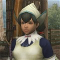 Helper Cosplay (Maid) von Monster Hunter