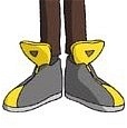 Henry Shoes from Digimon Tamers