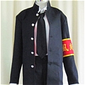 Hibari Coat from from Katekyo Hitman Reborn