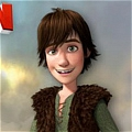 Hiccup Cosplay Da How to Train Your Dragon