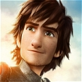 Hiccup Wig Da How to Train Your Dragon