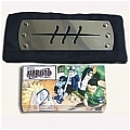 Hidan Ninja Headband from Naruto (Package)