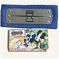 Naruto Headband (Blue,Hidden,Sand Village) De  Naruto