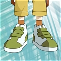 Himi Tomoki Shoes from Digimon Adventure 4