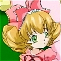 Hinaichigo Cosplay Wig from Rozen Maiden