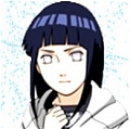 Hinata Wig (2nd) from Naruto Shippuuden
