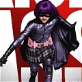 Hit Girl Cosplay Desde Kick Ass