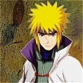 Hokage 4th Yondaime Cosplay Costume from Naruto