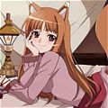 Holo Cosplay (Pink)  from Spice and Wolf