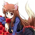 Holo Cosplay Desde Spice and Wolf