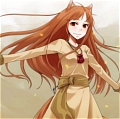 Holo dress from Spice and Wolf