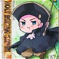 Holy Roman Empire Cosplay Costume from Axis Powers Hetalia