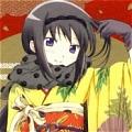 Homura Cosplay (Gisha) from Puella Magi Madoka Magica