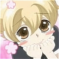 Honey Wig from Ouran High School Host Club