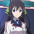 Houki Cosplay from IS Infinite Stratos