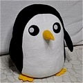 Ice King Penguin Plush from Adventure Time