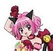 Ichigo (Transfiguration) Cosplay from Tokyo Mew Mew