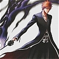 Ichigo Bankai Outfit Cosplay Costume from Bleach