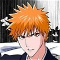 Ichigo Cosplay Wig from Bleach
