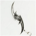 Ichigo Key Ring (Weapon) from Bleach