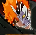 Ichigo Wig (Orange) von Bleach