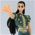 Illumi Cosplay from Hunter X Hunter
