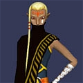 Impa Wig von The Legend of Zelda