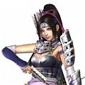 Ina Cosplay from Sengoku Musou