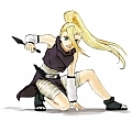 Ino Yamanaka Cosplay Costume from Naruto