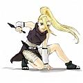 Ino Yamanaka Cosplay Costume from Naruto