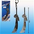 Inuyasha Weapon Key Ring from Inuyasha