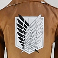 Recon Corps Coat Desde Attack On Titan