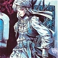 Ion Cosplay Costume The Iblis from Trinity Blood