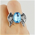 Irie Ring (Blue) from Katekyo Hitman Reborn