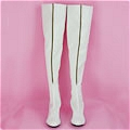 Irisviel Shoes (D086) De  Fate Zero