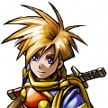 Isaac Cosplay from Golden Sun