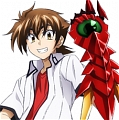 Issei Costume from High School DxD