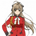 Isuzu Wig from Amagi Brilliant Park