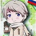 Ivan Braginsky (Russia) Costume from Axis Power Hetalia