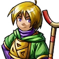 Ivan Cosplay from Golden Sun