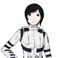 Izana Cosplay von Knights of Sidonia