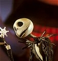 Jack Cosplay from Nightmare Before Christmas