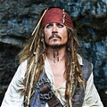 Jack Cosplay von Pirates of the Caribbean 4