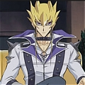 Jack Cosplay from Yu-Gi-Oh 5Ds