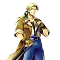 Jack Costume from Wild Arms