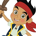 Jake Costume from Jake and the Never Land Pirates