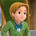 James Cosplay from Sofia the First