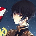 Japan Costume (Dark Version) from Axis Powers Hetalia