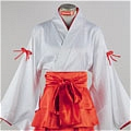 Japanese Kimono Dress (Miko)